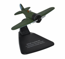 Oxford Diecast Polikarpov Chinese Air Force 1/72