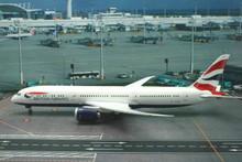Phoenix British Airways Boeing 787-9 Dreamliner 1/200