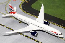 GeminiJets British Airways Boeing 787-9 Dreamliner 1/200
