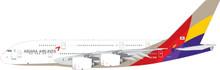 Eagle Asiana Airbus A380-800 1/200