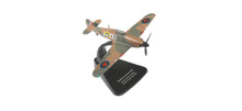 Oxford French Air Force Hawker Hurricane Mkl 1/72