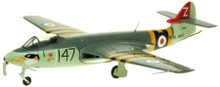 Aviation 72 Hawker Sea Hawk Reserved 1980s RN WV826 Z/147 1/72