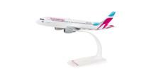 Herpa Snap Fit Eurowings Airbus A320 1/200