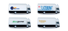 Herpa Airport accessories: catering vehicles 1/500