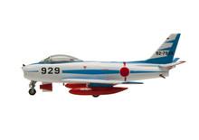 Hogan Japan Air Self-Defense Force F-86F SABER BLUE IMPULSE 'blue' 1/200