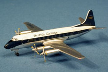 AeroClassics BOAC Viscount 700 G-AMON British Airways Titles 1/400