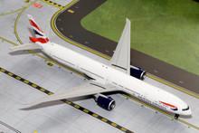 GeminiJets British Airways Boeing 777-300ER 1/200 G2BAW541