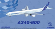 Dragon Wings Airbus A340-600 1/400