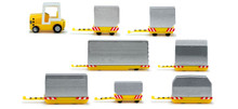 Herpa Container Vehicles 1/200