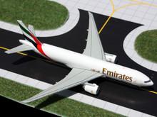 GeminiJets Emirates Skycargo Boeing 777F A6-EFF 1/400