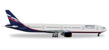 """Herpa Aeroflot Boeing 777-300ER """"M. Kutuzov"""" 1/200"""