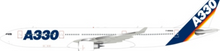 Inflight200 Airbus A330-300 F-WWKB House Colours 1/200
