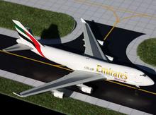 GeminiJets Emirates SkyCargo Boeing 747-400F 1/400 GJUAE1210