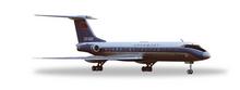 "Herpa Aeroflot Tupolev TU-134A ""Bluebird"" colors 1/500"