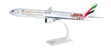 """Herpa Emirates Boeing 777-300ER """"Benfica Lissabon"""" 1/200"""