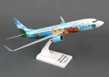 "SkyMarks Alaska 737-800 Boeing 737-800 ""Spirit Islands"" 1/130 SKR741"