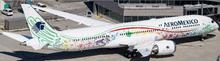 "JC Wings Aeromexico Boeing 787-9 ""Questzalcotal"" XA-ADL 1/400"