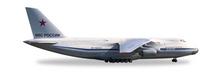 Herpa Russian Air Force Antonov AN-124 1/500