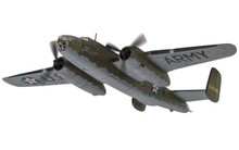 "Corgi North American B-25B Mitchell, 40-2249, ""Hari Kari-er"", Doolittle Raid, 1942 1/72"