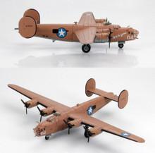 "HobbyMaster B-24D Liberator ""Lady Be Good"" 514thBS 376thBG 1/144"