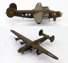 "HobbyMaster B-24D Liberator ""She'Asta"" 530th/380thBG 5th Air Force 43 1/144"