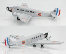 """HobbyMaster Junkers Ju-52 (Amiot Ju-52 AAC.1) """"Toucan"""" - Lot 6pcs 1/144"""