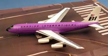 Western Models Braniff International Boeing 720 N7076 'Lavande' 1/200