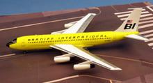 Western Models Braniff International Boeing 720 N7082 'Lemon' 1/200