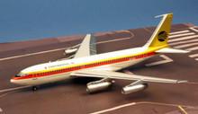Western Models Continental Boeing 720B N57202 1/200