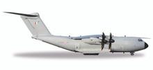 """Herpa  French Air Force (Armée de l´Air) Airbus A400M Atlas - ET 1/61 """"Touraine"""" - F-RBAA """"Ville d'Orleans"""" 1/200"""
