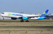 JC Wings Air Caraibes Airbus A350-900 F-HHAV 1/200 JCLH2062