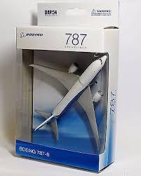 Premier Planes Boeing 787-8 single model PP-RT7474