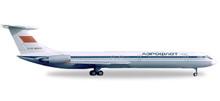 Herpa Aeroflot Ilyushin IL-62M - CCCP-86502 1/500