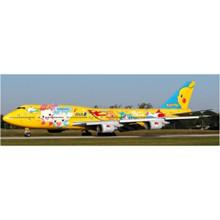 BIGBIRD400 All Nippon Airways Boeing 747-400D JA8957 Pikachu Jumbo 1/400