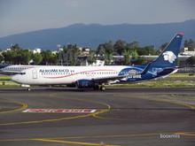 Phoenix Aeromexico Boeing B737-800 EI-DRC 1/400