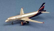 Aeroclassics Aeroflot Airbus A319 VP-BWA P. Chaikovsky 1/400