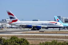 Phoenix British Airways Airbus A380 G-XLEK 1/400
