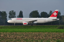 JFox Swiss Airlines Airbus A320-200 HB-IJS 1/200