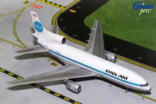 """GeminiJets Pan Am Lockheed L1011-500 """"Clipper Black Hawk"""" N511PA 1/200 G2PAA690"""