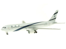 WittyWings El Al Israel Boeing 767-300ER 1/400