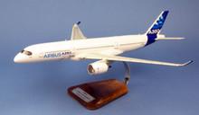 Pilot Station Airbus A350-900XWB 'first flight' F-WXWB L46x45cm 1/144