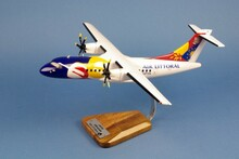 Pilot Station Air Littoral ATR42-500 F-GPYA 1/60