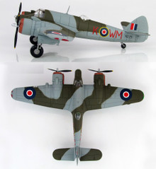 HobbyMaster Beaufighter Mk.VIF 68 Sqn RAF - LTD500 1/72