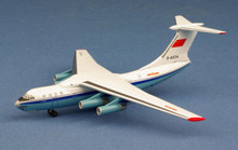 WittyWings Chinese Air Force Ilyushin IL-76MD 1/400