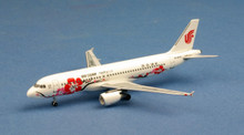 "Aeroclassics Air China Airbus A320 B-6610 ""Flowers"" 1/400"