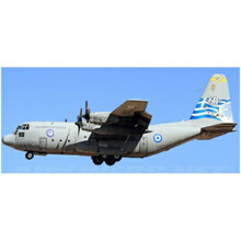 JFox Greece Air Force C-130 Hercules (L-382) 745 1/200