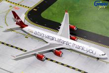 "GeminiJets Virgin Atlantic Airbus A340-600 ""A Big Thank You"" G-VNAP 1/200 G2VIR732"