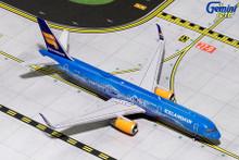 GeminiJets Icelandair Boeing 757-200(S) (80 th Anniversary) TF-FIR 1/400 GJICE1672