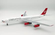 Inflight200 Virgin Atlantic Airways Airbus A340-300 G-VFAR