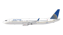GeminiJets United Airlines Boeing 737 MAX-9 N67051 1/400 GJUAL1784